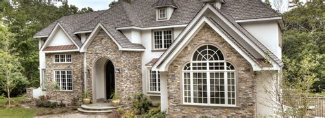 stone and siding house image gallery stone siding