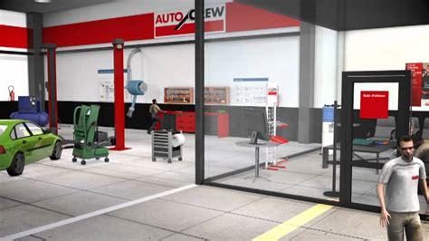 Auto Crew by Autocrew Garage 3d Animation
