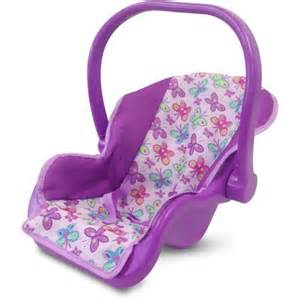 Bouncy Chair Walmart My Sweet Love Large Size 3 In 1 Doll Carrier Chevron