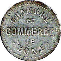 Bone Chamber 5 centimes b 244 ne chamber of commerce algeria numista