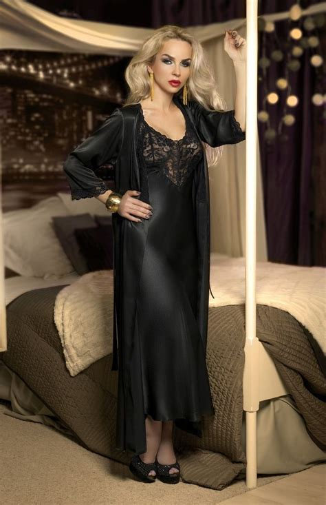 robe de chambre femme dentelle 356 best images about nightgowns i like on