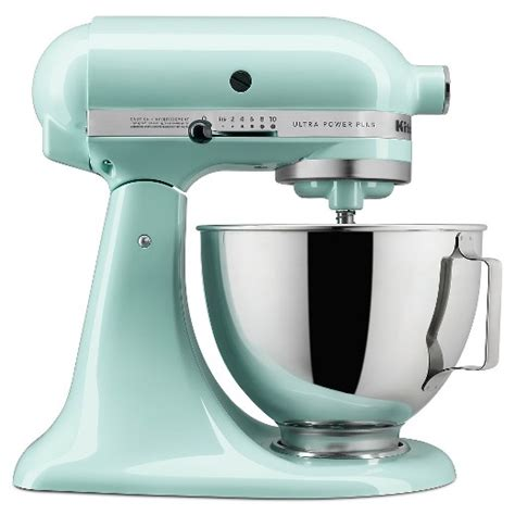 kitchen aid stand mixer kitchenaid 174 ultra power plus 4 5 qt tilt stand mixer ksm96 target