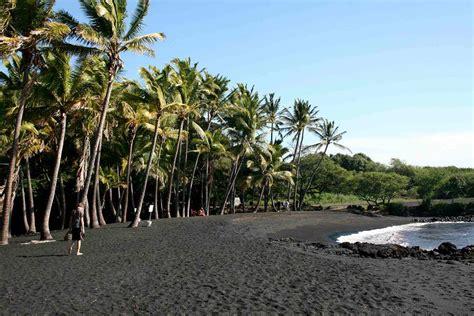 punaluu county beach park big island hawaii black sand punalu u beach park big island only in hawaii