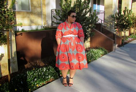 2014 Latest Ankara Style For Fat Ladies | 55 ankara african print styles for plus size women 2016