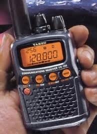 yaesu vr  wideband handheld receiver