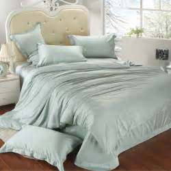 King Duvet For Queen Bed Luxury King Size Bedding Set Queen Light Mint Green Duvet