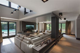 a visual feast of sleek home design custom details create a visual feast in minimalist home