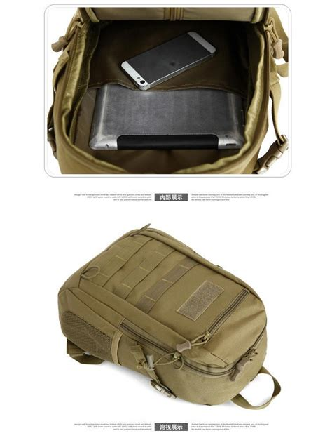 New Navy Mix Laptop Backpack 3 Free Cover cing bags waterproof molle backpack 3p school trekking ripstop woodland tactical