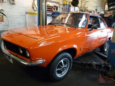 1976 opel manta 1976 opel manta a series 1600 auto