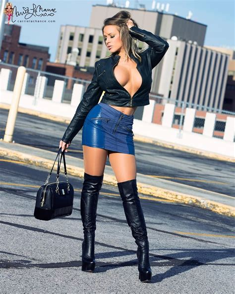 women in tight leather skirts and boots quot what is it about leather that is so sexy www