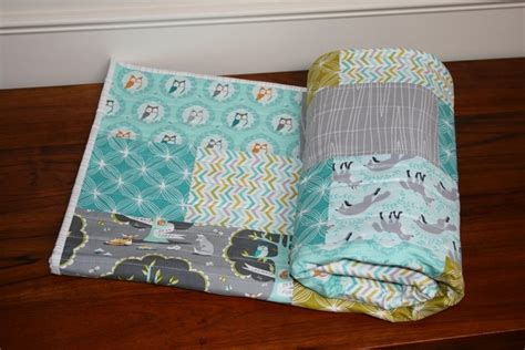 Patchwork Cot Quilts - cot quilt friends of the forest patchwork evergreen