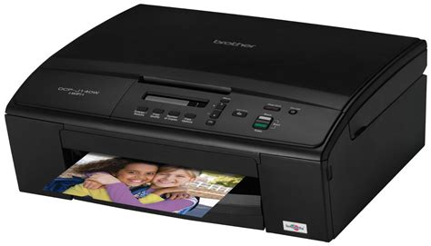 Resetter Printer Brother Dcp J140w | brother dcp j140w driver download download free printer