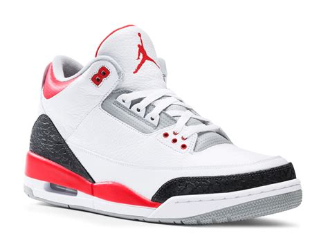 imagenes jordan retro 3 air jordan 3 retro quot fire red quot official images sole