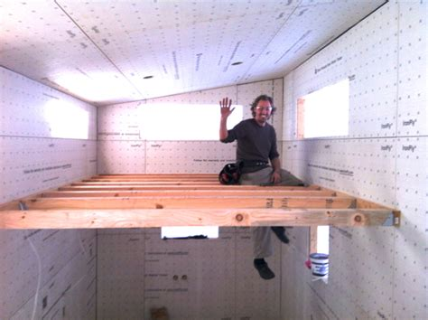 how does it take to build a tiny house part 1