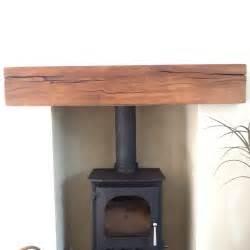 8 quot x 6 quot solid oak beam mantel place surround