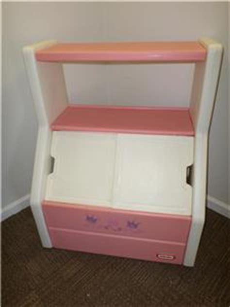 tikes pink box book shelf ebay