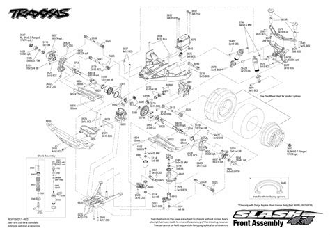 traxxas slash 4x4 parts diagram 1 10 traxxas slash 4x4 diagram 1 get free image about