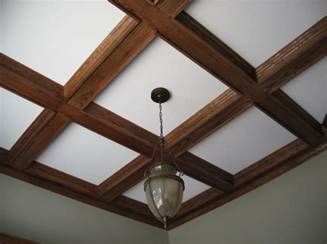 Floors And Decors ceiling beams ideas painted coffered ceiling wood