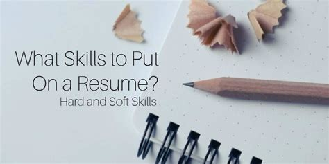 Skills To Put On Your Resume by 30 Best Exles Of What Skills To Put On A Resume