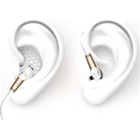 Jaybird Freedom In Ear Sport Bluetooth Earphone Gold jaybird freedom wireless bluetooth headphones gold fs s g