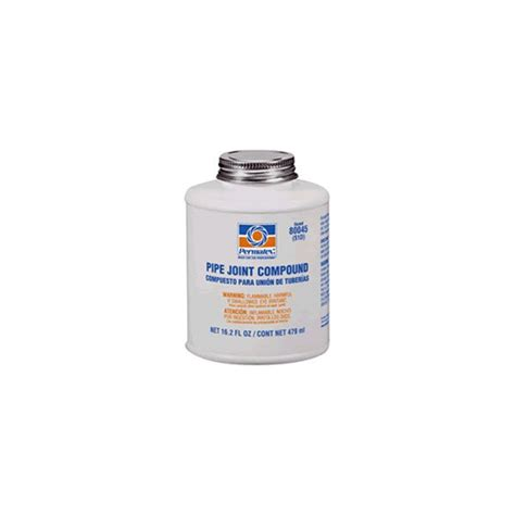 Permatex Pipe Joint Compound 80045 51d permatex 174 80045 pipe joint compound 16 oz