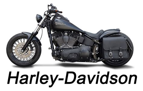 Harley Davidson Bags by Motorbike Saddle Bags Hansen Styling Parts