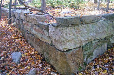 Types Of House Foundations file davis house stone foundation ruin gardiner ny jpg