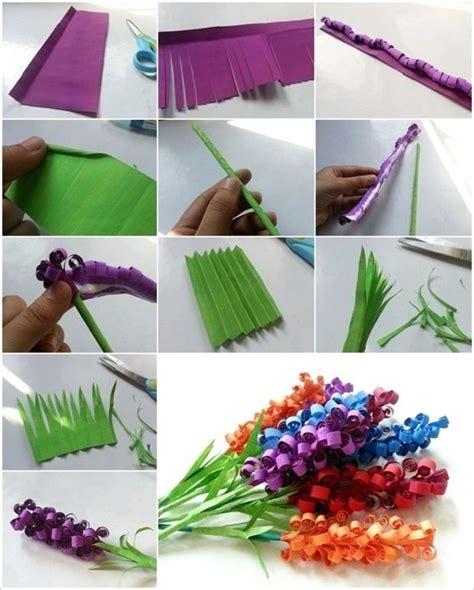 swirly paper flower tutorial swirly paper flowers 2 crafts flowers diy 1 pinterest