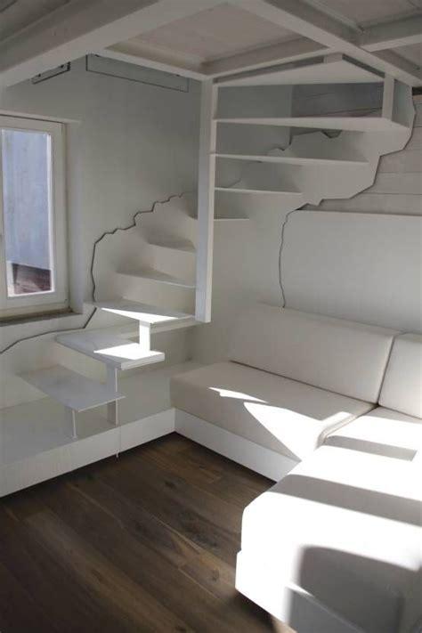 scala ingresso l attico moderno ecco come dovrebbe essere scale