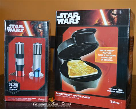star wars kitchen appliances from pangea canadian mom