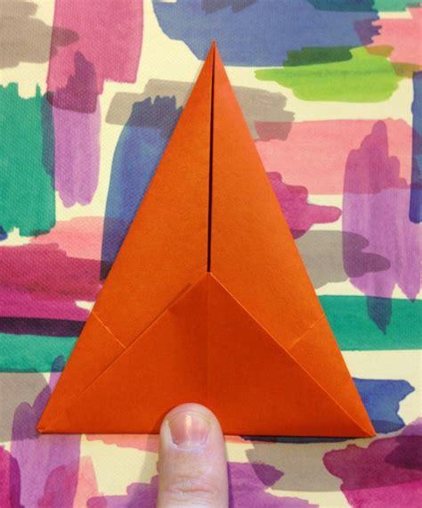 Hopping Origami Frog - easy origami hopping frogs spark