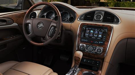 Buick Enclave Pictures Interior by 2014 Buick Enclave Vs 2014 Nissan Rogue Andy Mohr