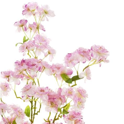 artificial cherry blossom branch artificial cherry blossom tree branch pale pink