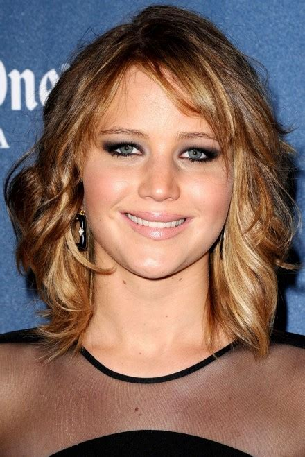 jennifer lawrence s short hairstyle shocks her hairdresser marie claire