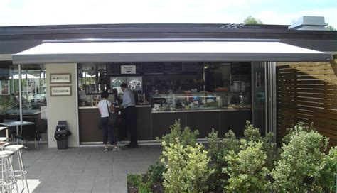 Folding Arm Awnings Sydney by Gallery Outdoor Products Ozsun Shade Systems