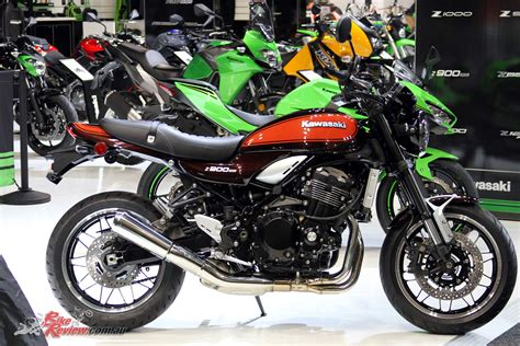 All new Kawasaki Z900RS now available in Australia   Bike