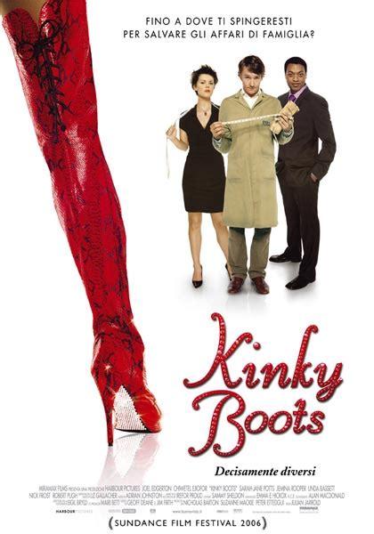 boots decisamente diversi uscita giugno 2006