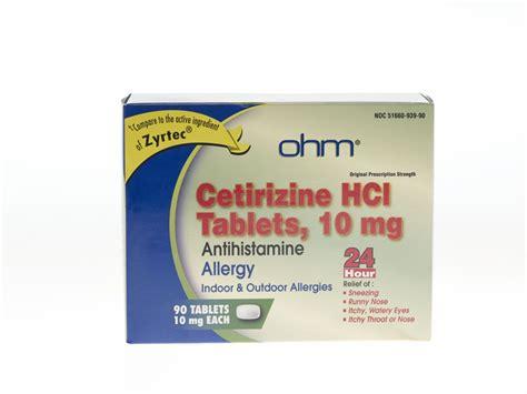 Obat Cetirizine Hcl 10 Mg loratadine cetirizine hydrochloride levodopa carbidopa
