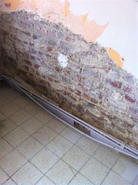 chambre humide que faire 4304 humidit 233 bas de mur que faire