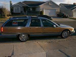 92 Buick Roadmaster Wagon 92 Buick Roadmaster Wagon 5 7 V8 350 1500 Firm Utah