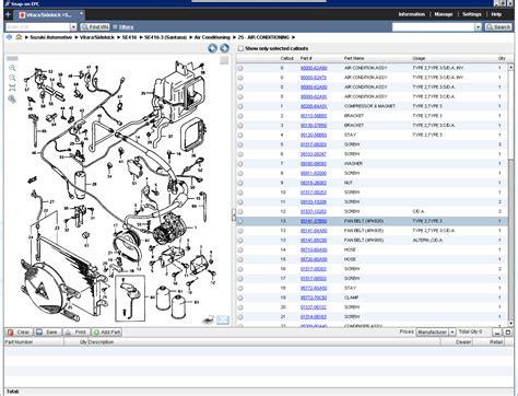 Suzuki Parts Catalog Suzuki Worldwide Automotive Epc5 2014