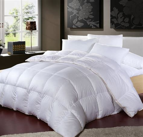 best goose down comforter reviews luxurious 1200 thread count goose down comforter review