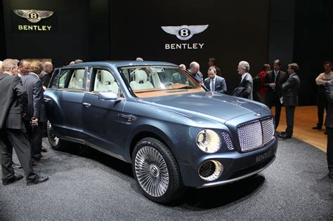 bentley exp 9 f price bentley already at work on revised suv design report