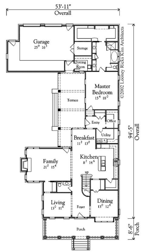 Southern Living Southern Living House Plans And Floor Looney Ricks House Plans