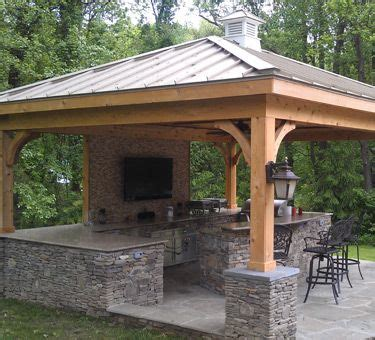 küchenbar selber bauen outdoor kitchen with bar and flat screen tv other