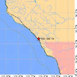 california map big sur big sur california ca population data races housing