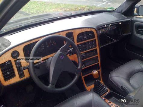 how make cars 1988 saab 9000 interior lighting 1988 saab 9000 turbo 16 car photo and specs