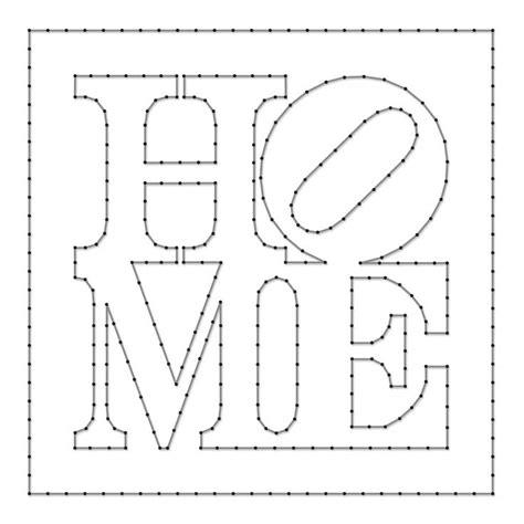 String Letter Templates - string letter templates letters font