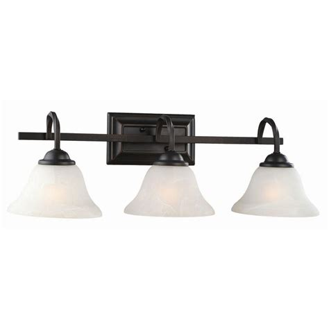 Design House Cameron 3 Light Rubbed Bronze Bath Light Fixture 512665 The Home Depot by Design House 3 Light Rubbed Bronze Vanity Light 514901 The Home Depot