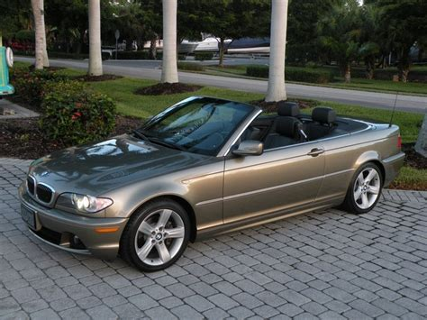 2006 bmw 325 ci 2006 bmw 325ci convertible for sale in fort myers fl
